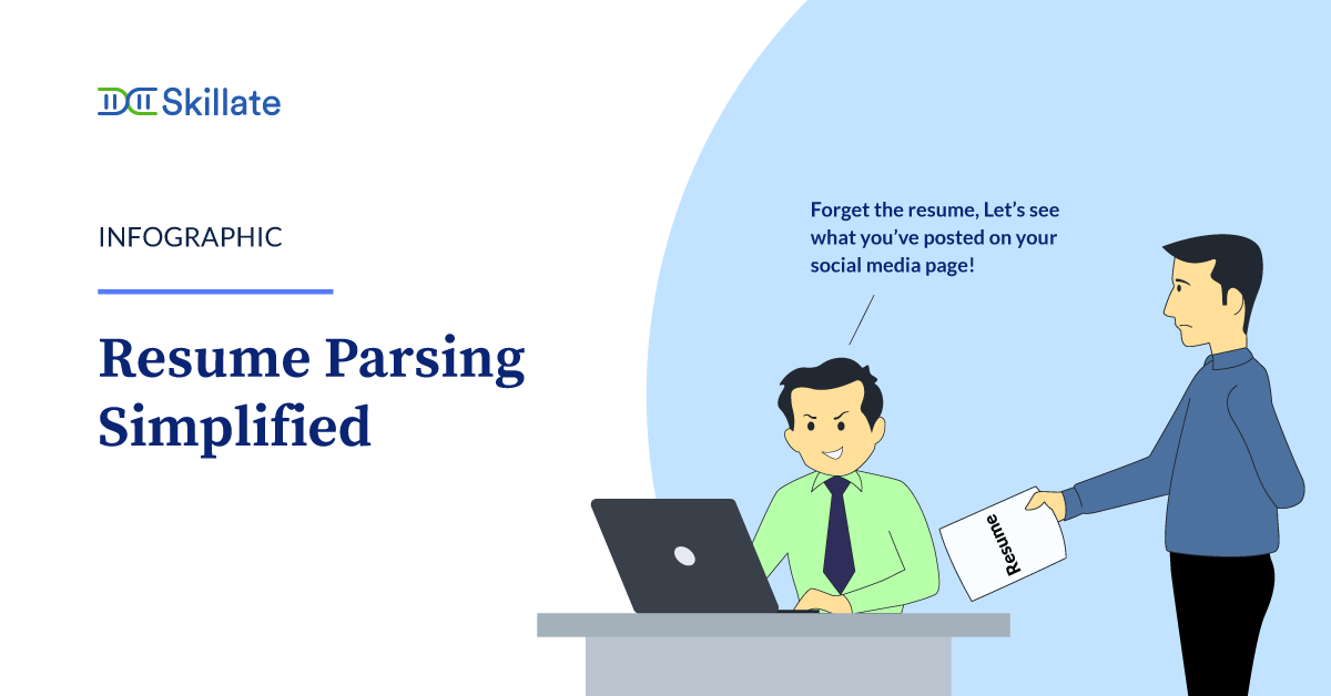infographics  what is resume parsing